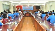 Đại hội Đoàn TNCS Hồ Chí Minh Viện Quy hoạch và TKNN lần thứ VIII, nhiệm kỳ 2017-2019