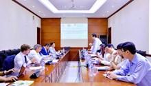 Họp Ban Chỉ đạo dự án RIICE Việt Nam