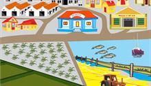 Tiêu chí, định mức phân bổ vốn ngân sách xây dựng nông thôn mới