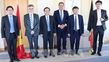 Việt Nam-Bỉ đẩy mạnh trao đổi các sản phẩm nông nghiệp