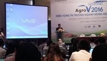 TH Quốc hội-Triển vọng thị trường nông nghiệp Việt Nam 2016