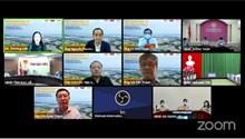 Hội thảo trực tuyến Bức tranh Kinh tế Việt Nam và ĐBSCL: Dự báo kinh tế quý IV & triển vọng năm 2022