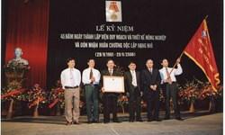 Hợp tác toàn diện Việt Nam-Lào trong nông nghiệp
