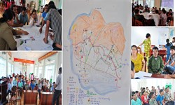 Đánh giá rủi ro thiên tai và lập kế hoạch phòng chống thiên tai dựa vào cộng đồng có hòa nhập người khuyết tật và lồng ghép giới tại thành phố Kon Tum