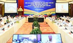 Hội nghị toàn quốc triển khai Chương trình Mục tiêu quốc gia xây dựng nông thôn mới giai đoạn 2016-2020