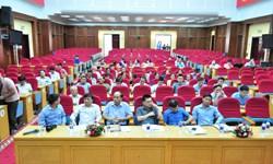 Hội nghị tham vấn cộng đồng Kế hoạch GPMB và TĐC Dự án cải thiện môi trường nước thành phố Hạ Long
