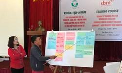 """Tập huấn """"Đào tạo giảng viên (TOT) về Thông tin-Giáo dục-Truyền thông trong giảm nhẹ rủi ro thiên tai có hòa nhập người khuyết tật"""" tại thành phố Kon Tum, tỉnh Kon Tum"""