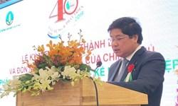 Kỷ niệm 40 năm thành lập Phân viện Quy hoạch và Thiết kế Nông nghiệp