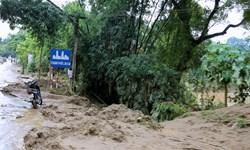 Nguy cơ 14 tỉnh phía Bắc bị lũ quét, sạt lở đất