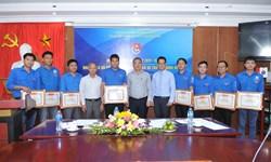 Hội nghị giữa nhiệm kỳ 2017 - 2022 Đoàn TNCS Hồ Chí Minh Viện Quy hoạch và Thiết kế nông nghiệp