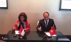 Việt Nam - Indonesia sẽ thiết lập đường dây nóng về chống đánh bắt cá bất hợp pháp