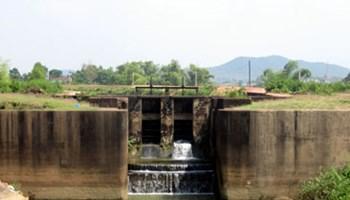 Quy hoạch thủy lợi gắn với thủy điện nhỏ, trạm bơm thủy luân, nước va vùng Trung du miền núi Bắc bộ