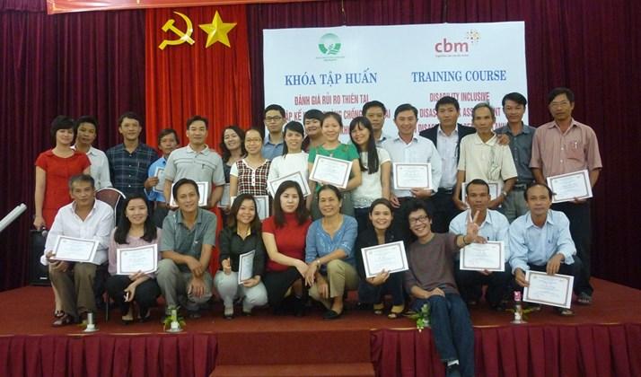 Dự án DiDRR Kon Tum năm đầu tiên