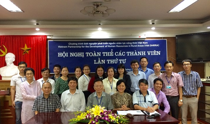 Cuộc họp toàn thể thành viên lần thứ tư của Việt DHRRA