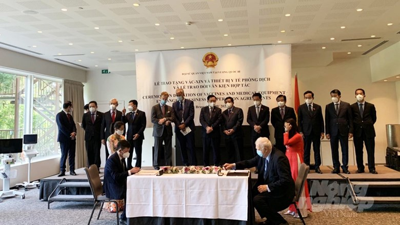 Vietnam and Belgium strengthen collaboration on wind-powered water desalination projects