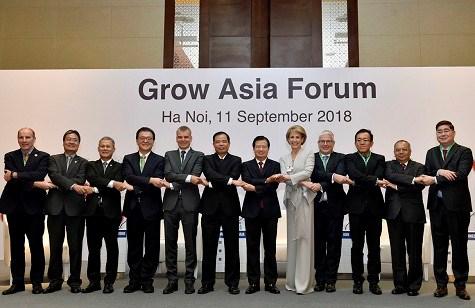 Nông nghiệp là ngành kinh tế chủ lực của phần lớn các quốc gia ASEAN