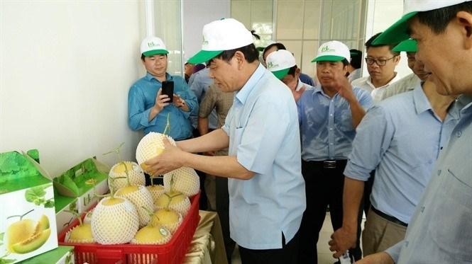 Nâng cao giá trị nông sản sạch