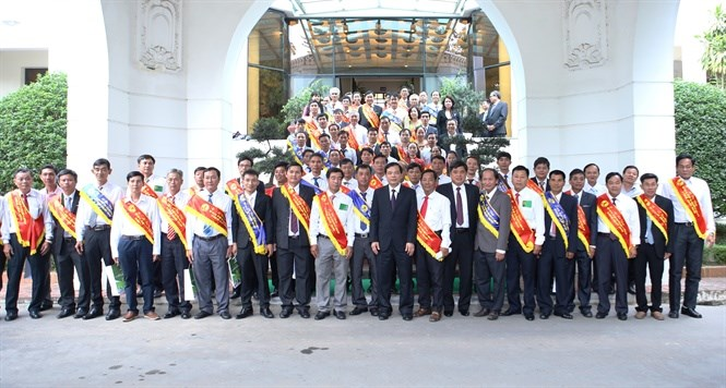 70 năm ngành nông nghiệp Việt Nam với phong trào thi đua yêu nước
