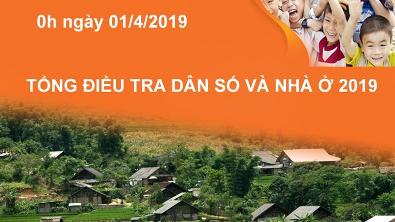 Viet Nam to start population and housing census from April 1st, 2019